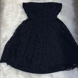✨Blue Hollister Dress